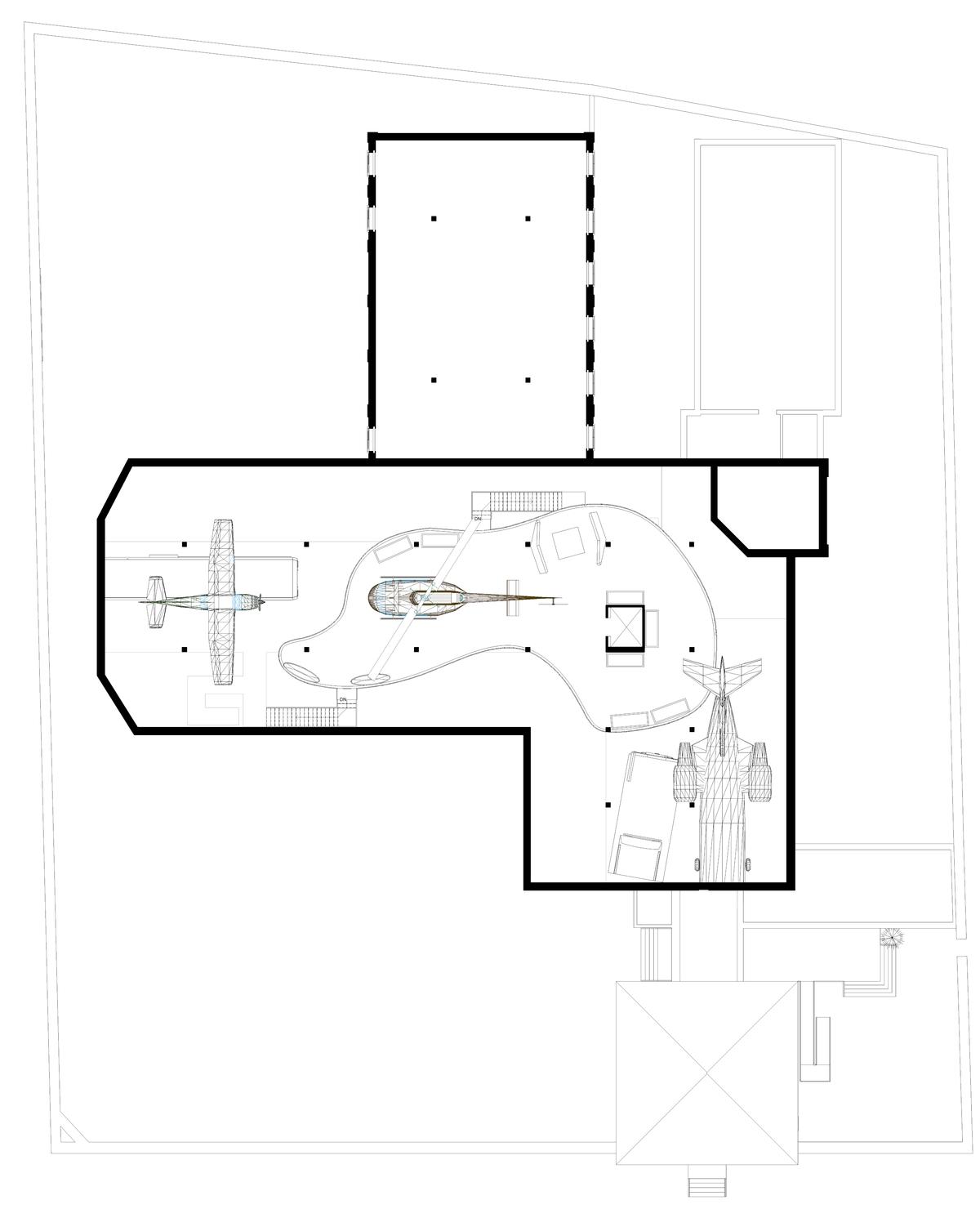 Floor Plan Level 3