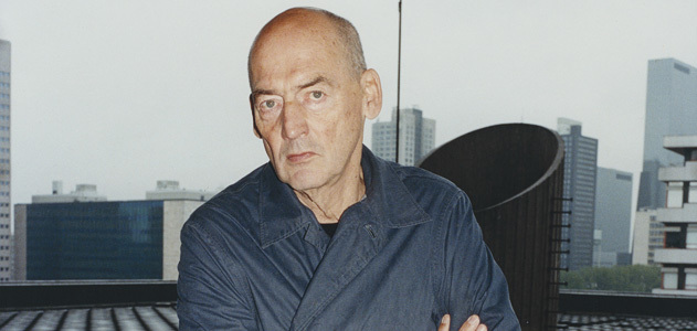 The architect Rem Koolhaas, 67. Koolhaas habit of shaking up established conventions has made him one of the most influential architects of his generation. (Photo: Tung Walsh)