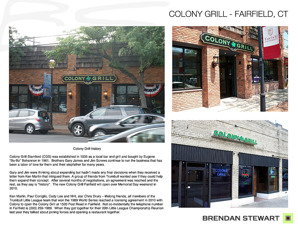Colony Stamford-Colony Fairfield