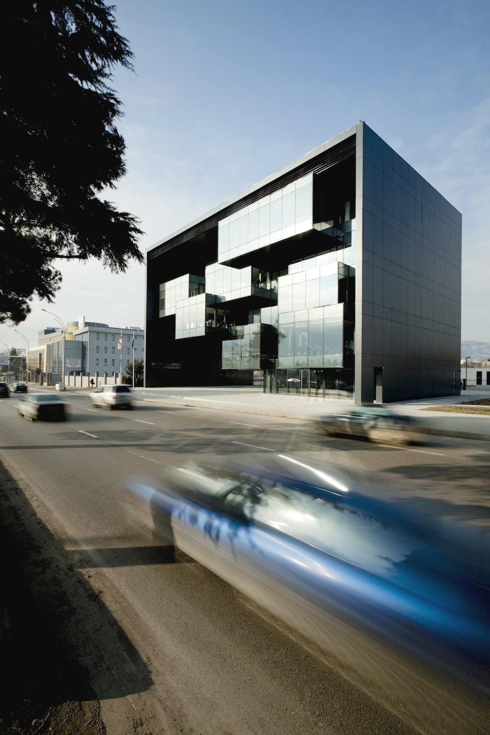 Tbilisi Prosecutors Office © Architects of Invention Ltd. All rights reserved.