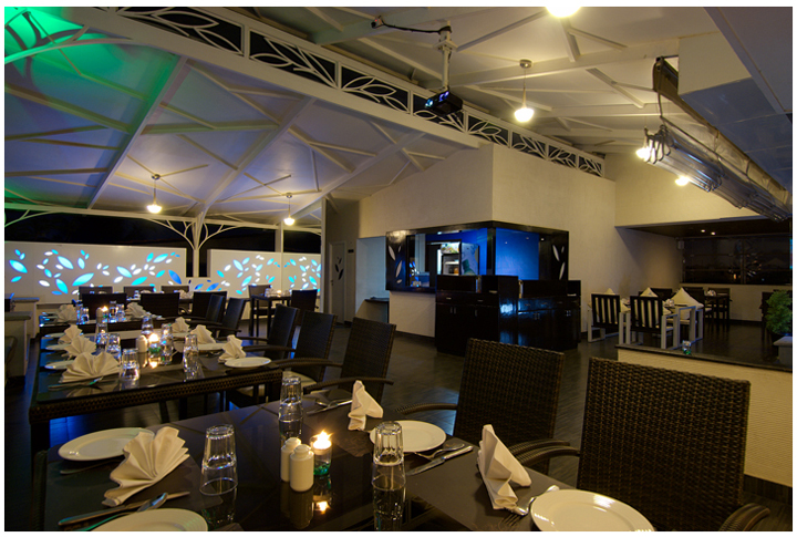 The orchard terrace restobar interface architecture for Terrace restaurants in bangalore