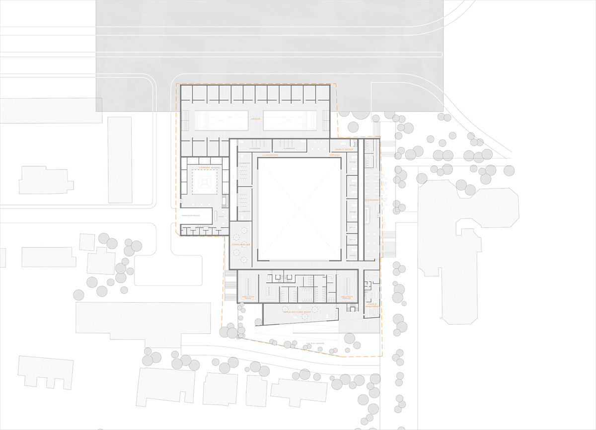 Floor plan (Image: Taller 301 and L+CC)