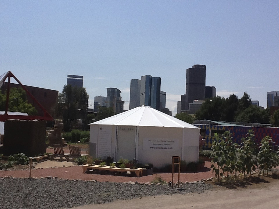 Sustainability Park in Denver. Photo credit: Nam Henderson.