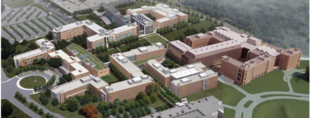 FDA Head Quarters Expansion - collaboration with RTKL