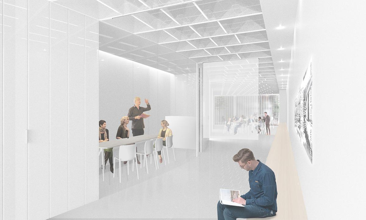 Collective-LOK: Office scenario