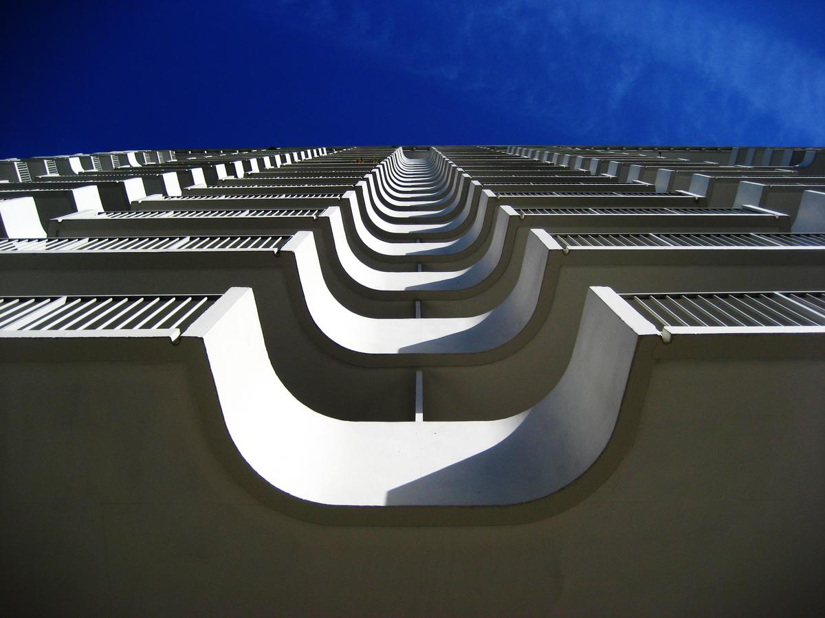 Looking Up: San Francisco, CA
