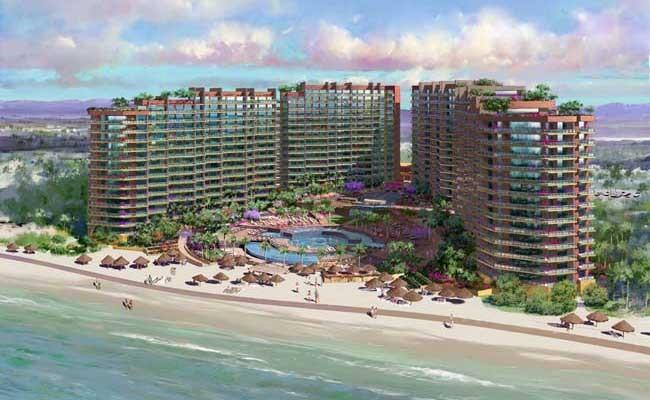 Mega-resort complex