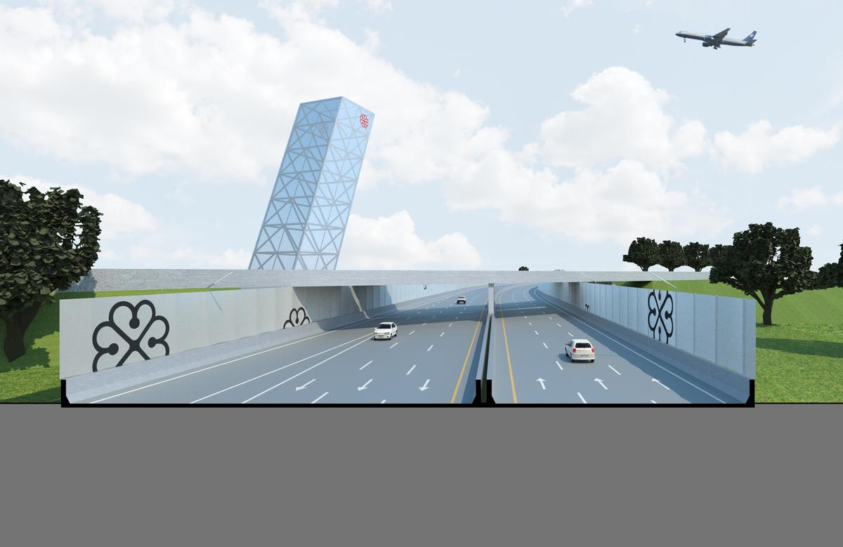 Dorval interchange