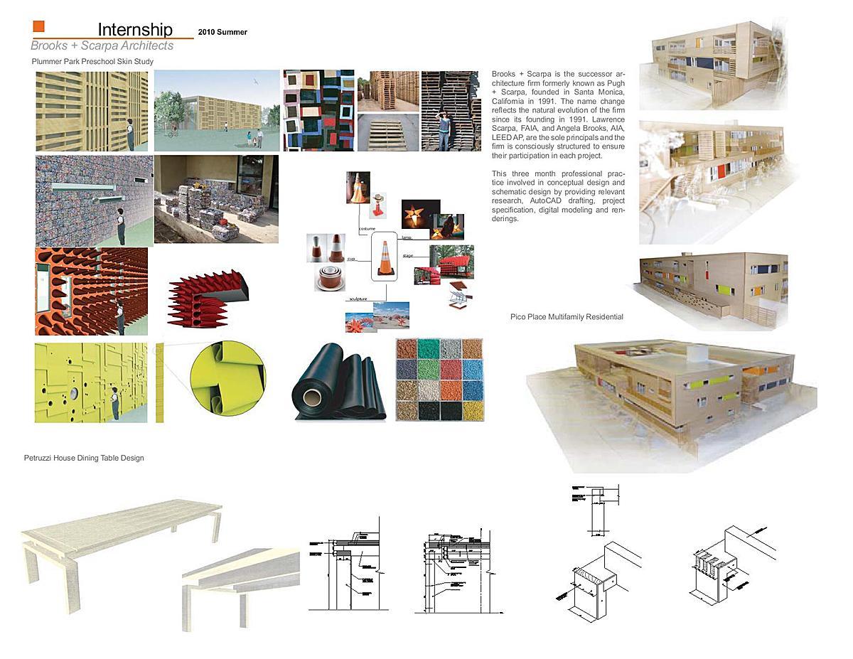 Plummer Park/Pico multi-family building/Petruzzi house,(Brooks+Scarpa Architects)
