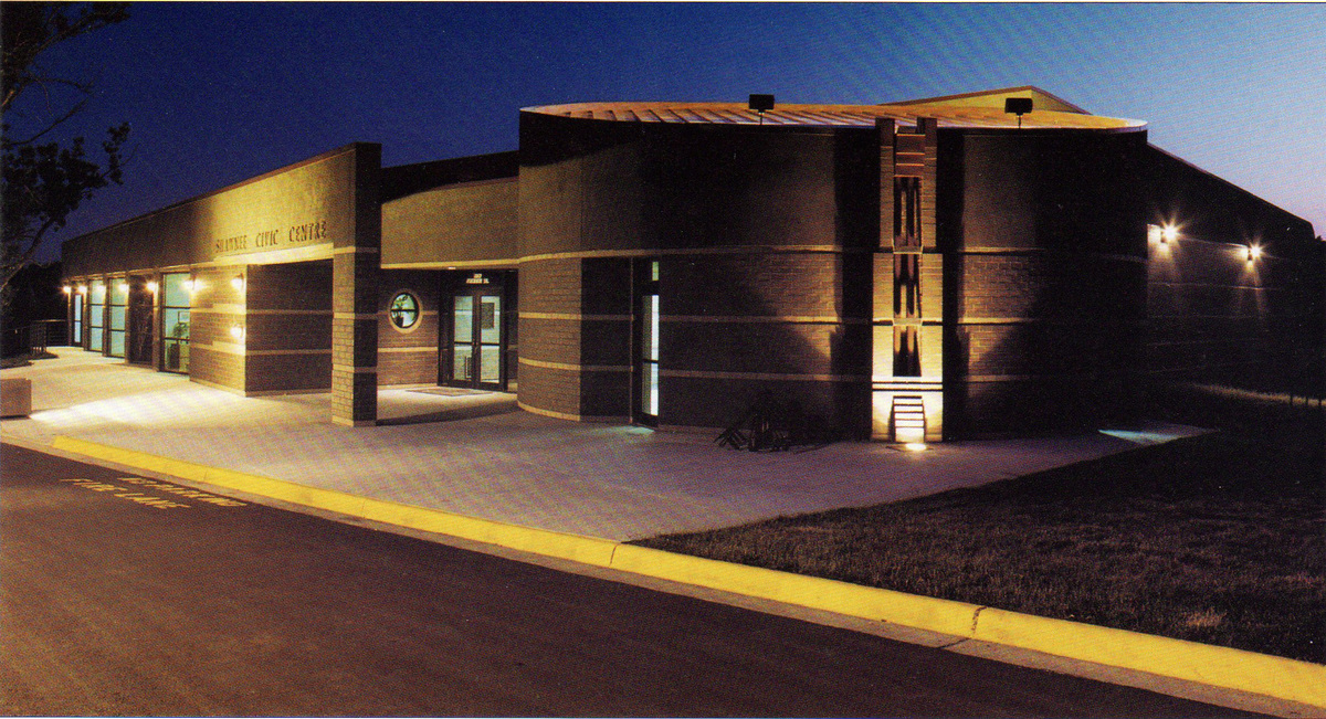 Shawnee Civic Centre, Shawnee, KS - Exterior