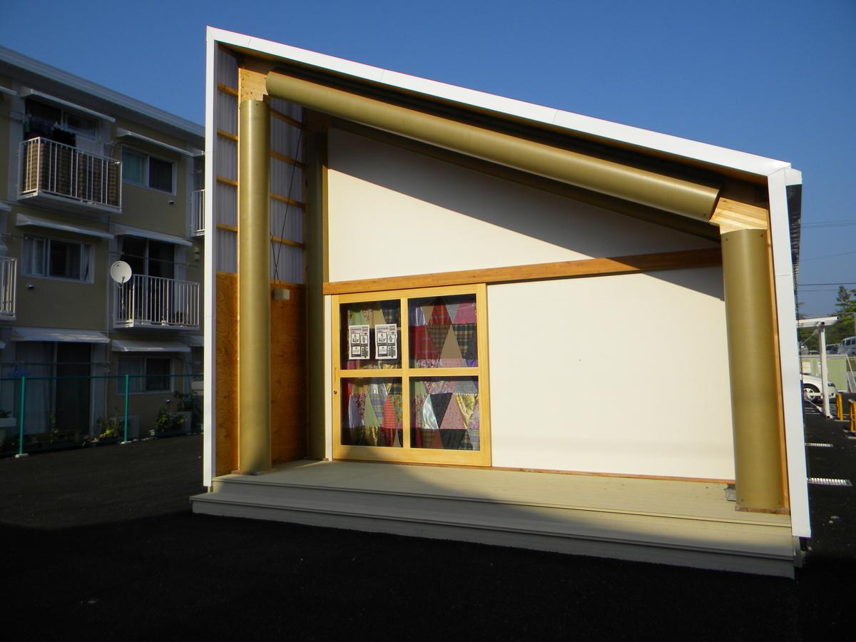 Onagawa Temporary Housing3 - Shigeru Ban + Voluntary Architects Network + MUJI