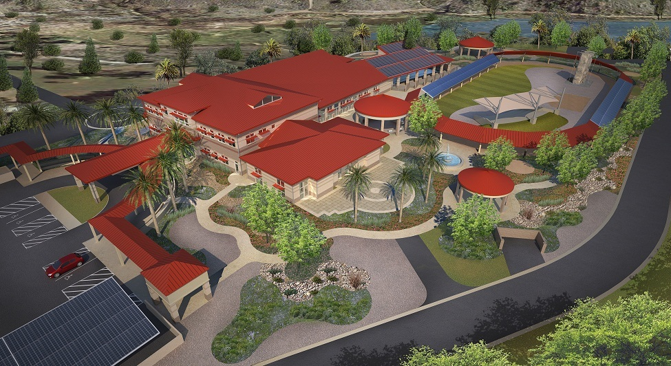 Wounded Warrior Hope & Care Center