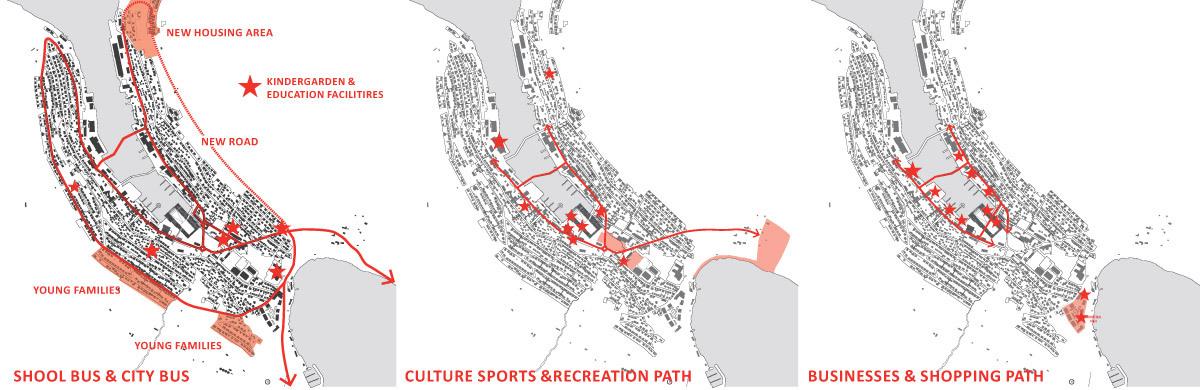 Diagrams (Image: Kubota & Bachmann Architects)