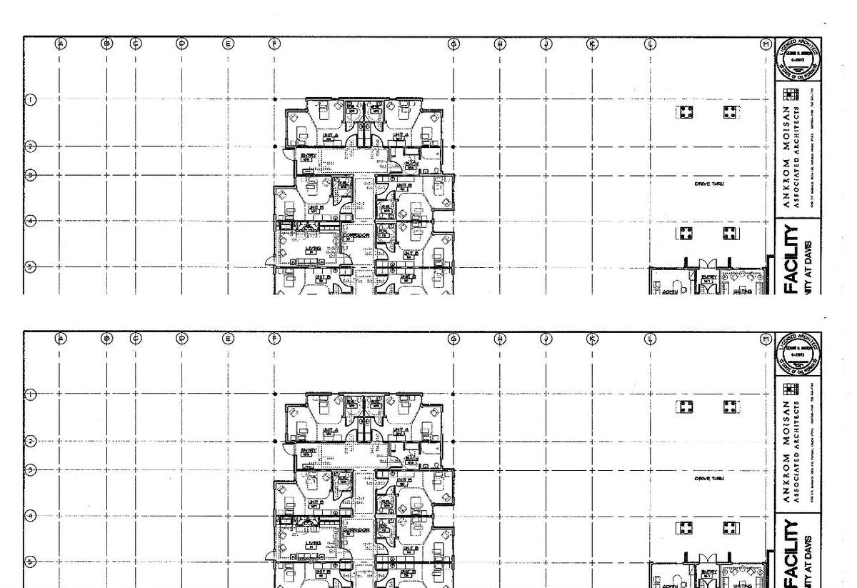 Finish Floor Plan- Skilled Nursing