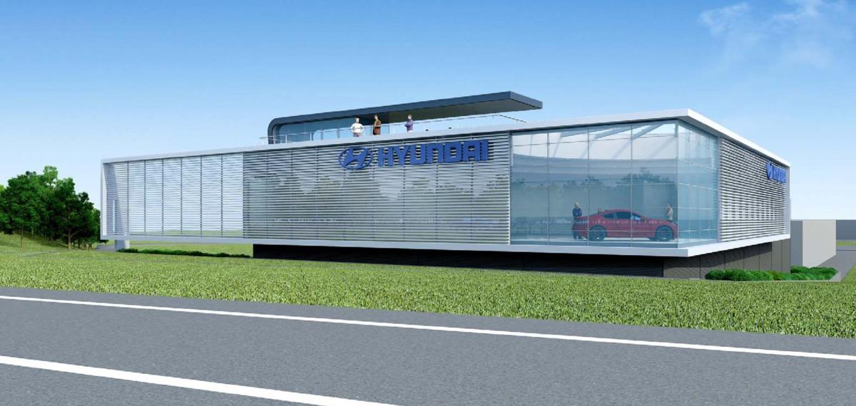 HMETC - exterior