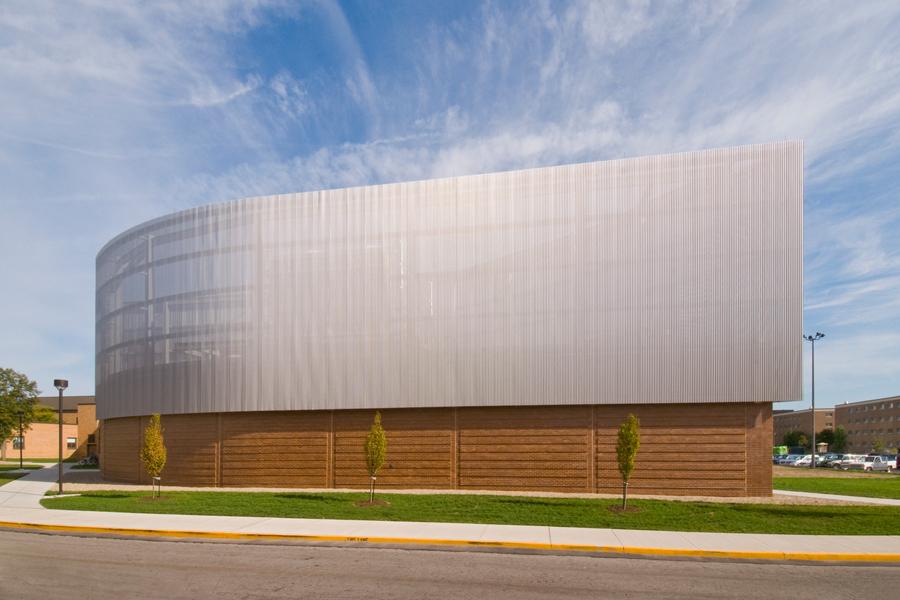 BGSU Central Chiller Plant Bostwick Design Partnership