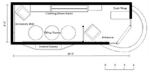 Shop Floor Plan