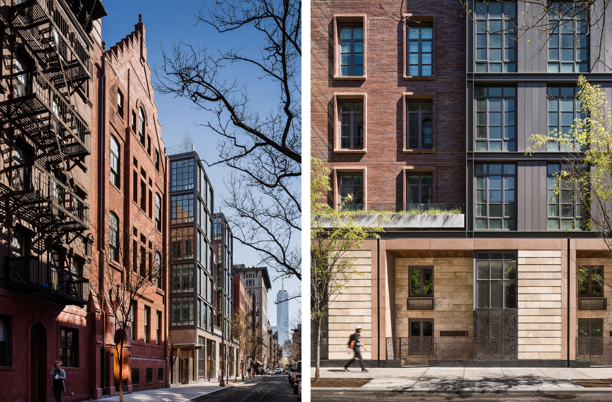 215 Sullivan Street. Rawlings Architects. © Alexander Severin