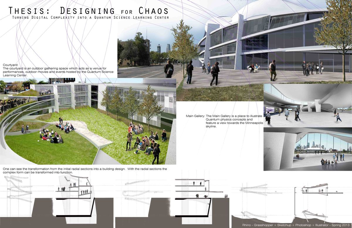 Corridor Design: Master's Thesis: Designing For Chaos