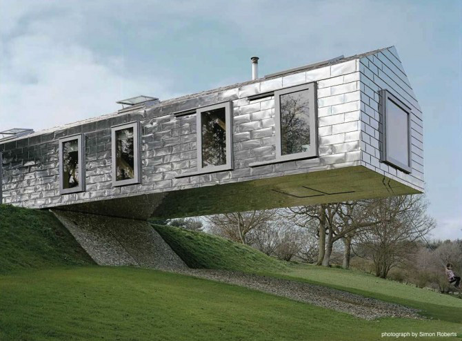 11- Crazy Cantilevers