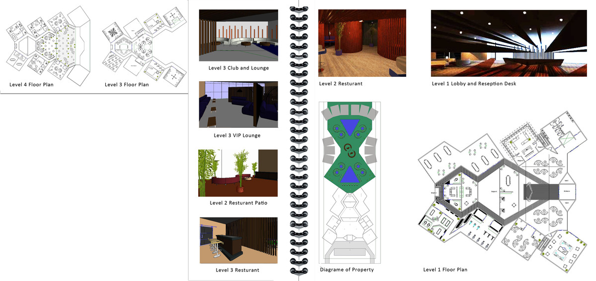 page 3 of Hotel Project Interior