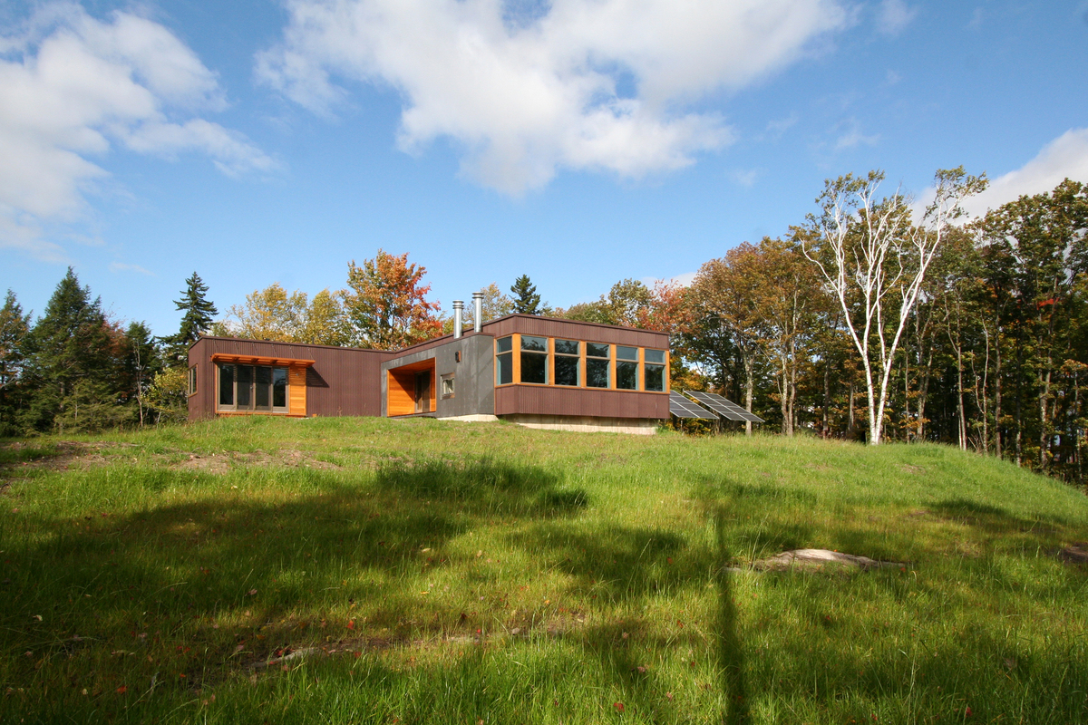 Vermont Cabin Resolution 4 Architecture Archinect
