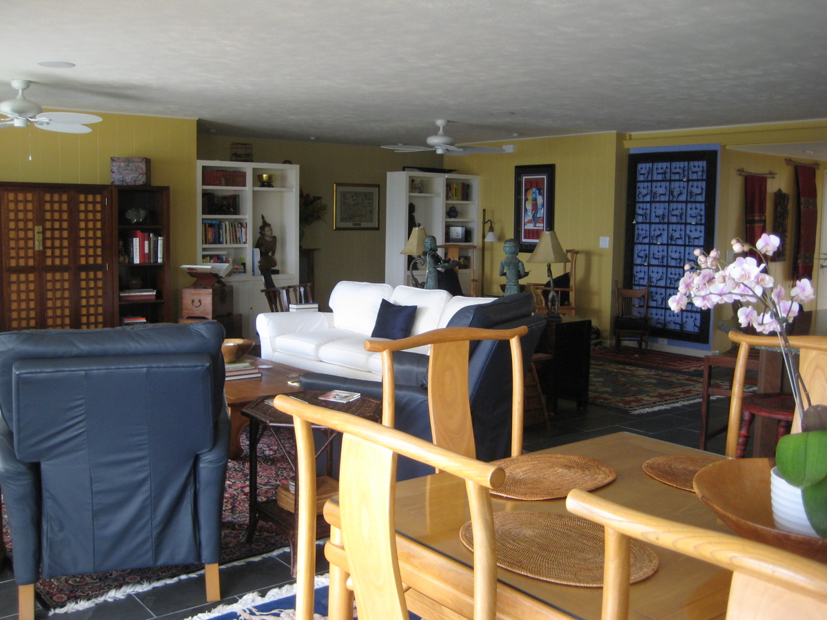 New enlarged Living Room