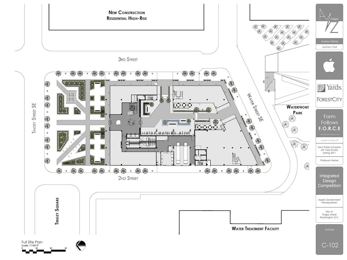 Apple government headquarters andrew wehler archinect Floor plan mac