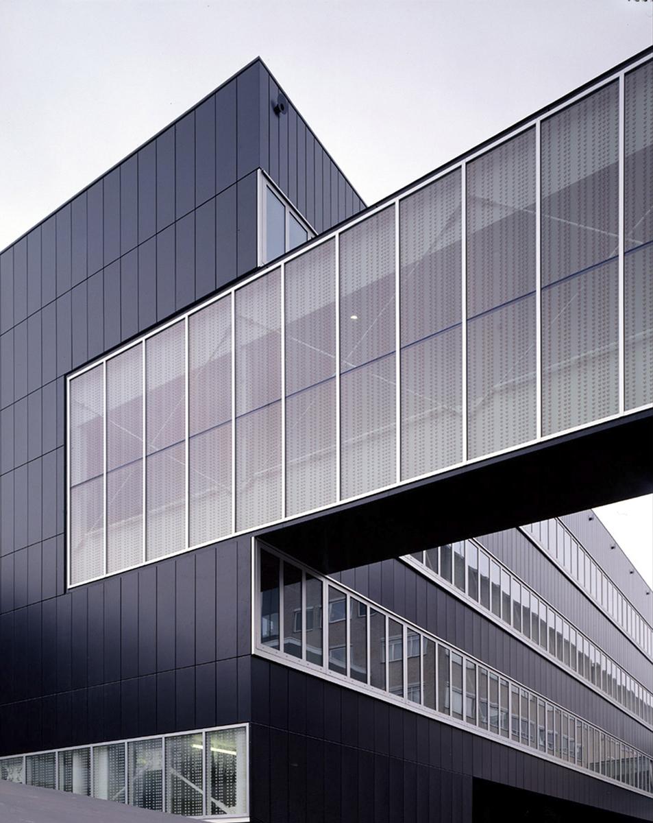 municipal offices kaan architecten archinect