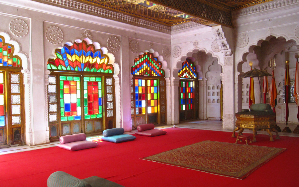 Moti Mahal, the Hall of Private Audience