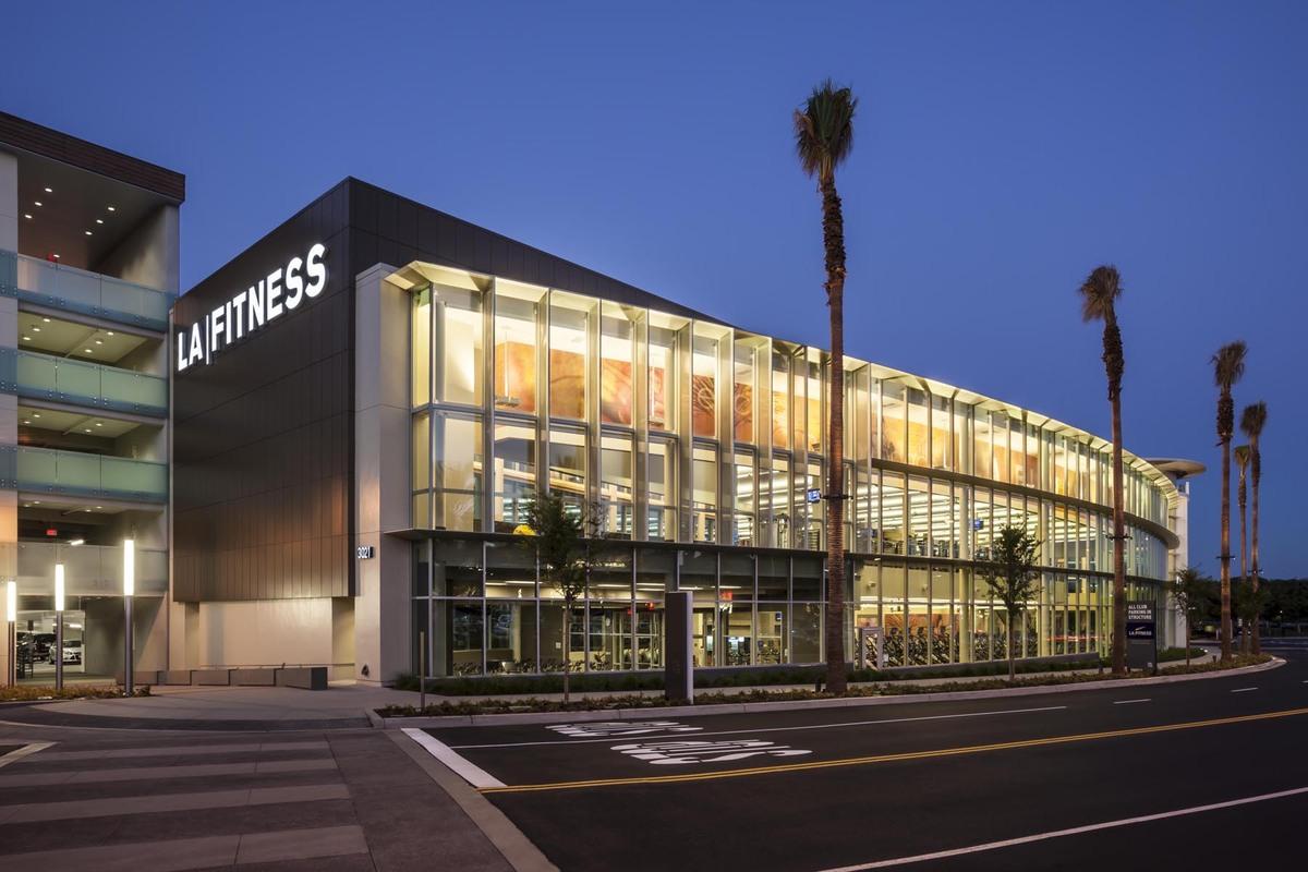 Street Sweeping Sf >> LA Fitness Irvine | Architects Orange | Archinect