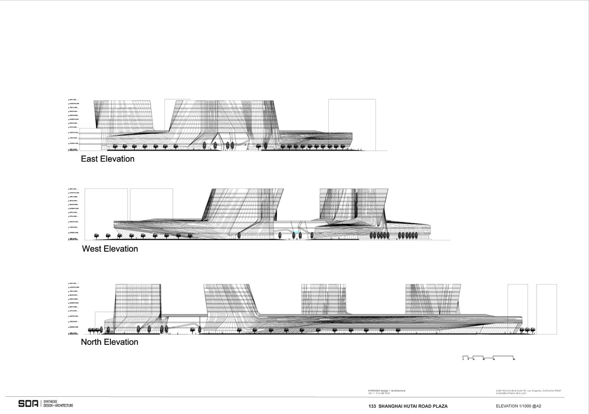Elevations (Image: SDA)