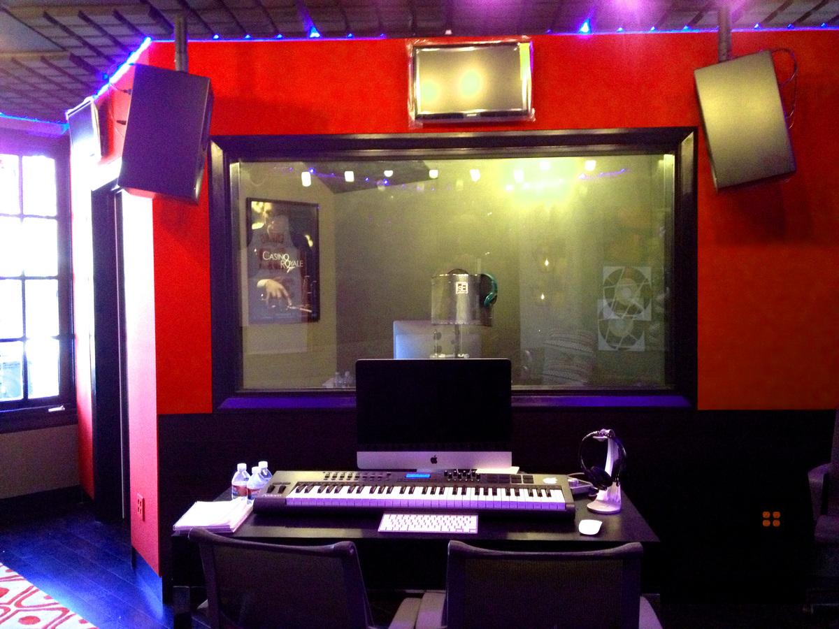 Music RoomRecording Studio Monica Waltz Archinect