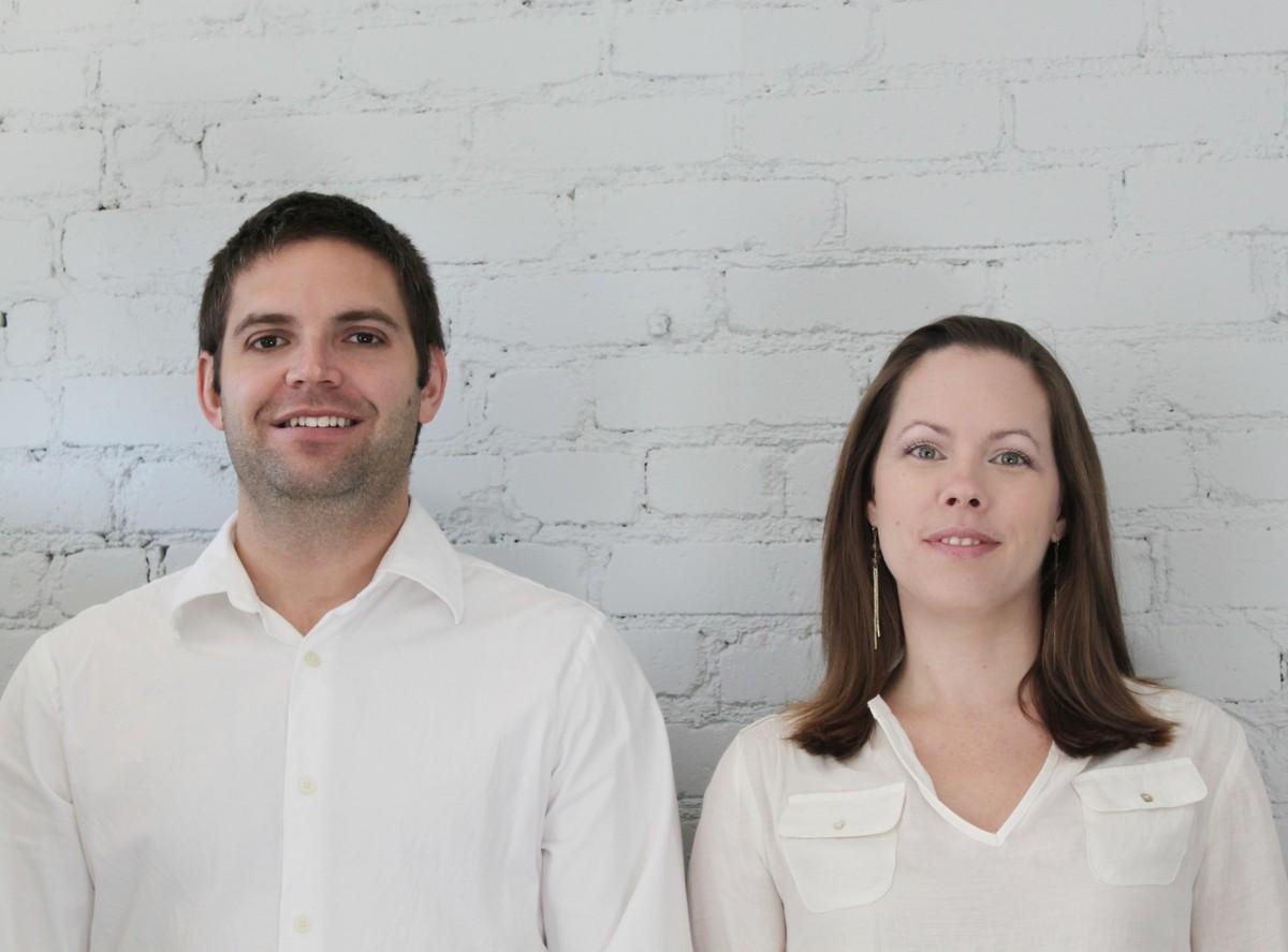Founders Andrew Batay-Csorba (left) and Jodi Batay-Csorba (right)