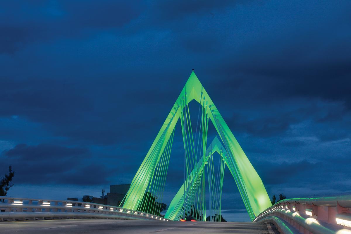 Puente Matute Remus. Picture Claudia López