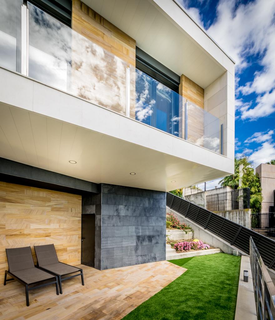 Balcony - E House
