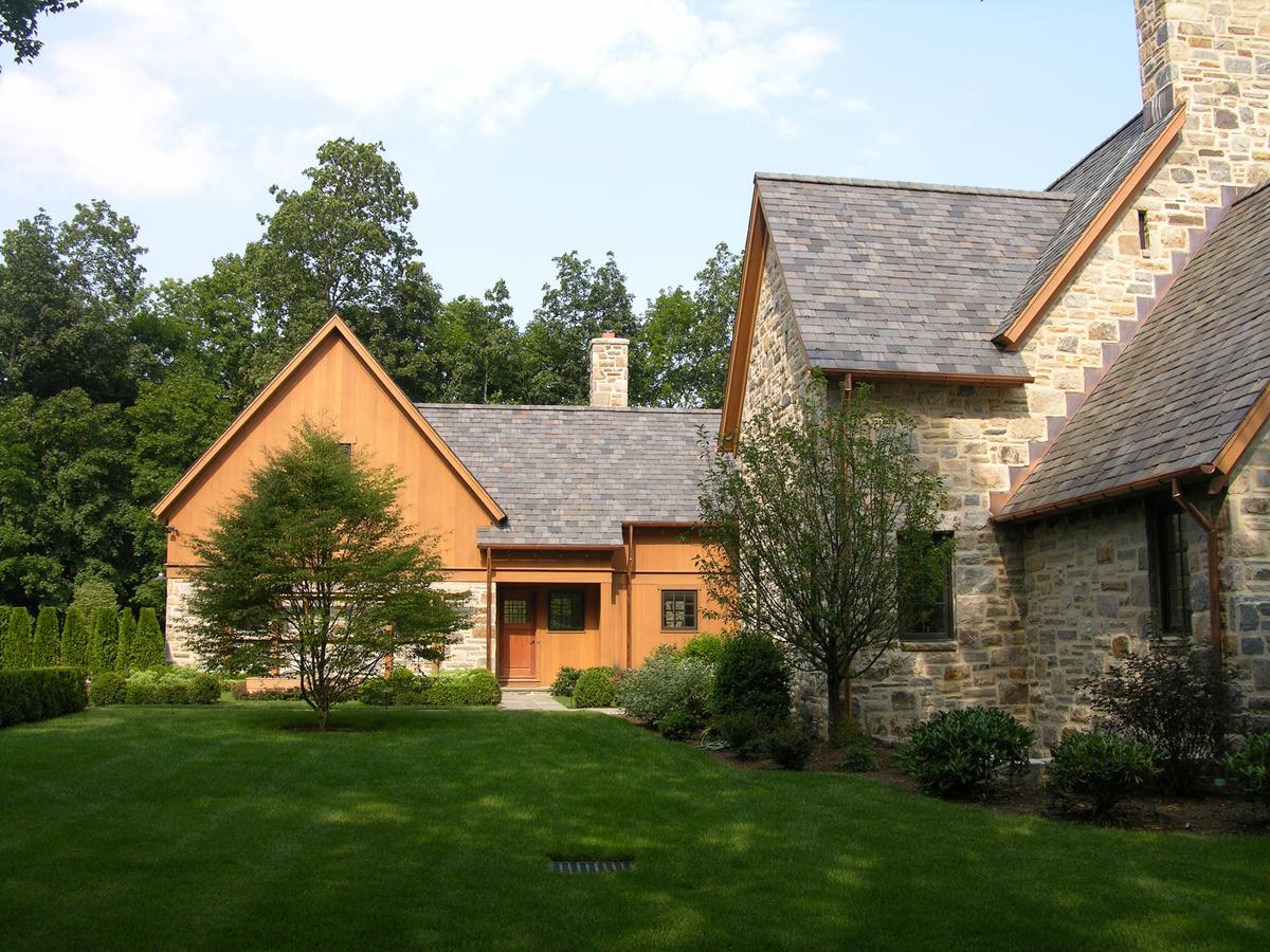 New England Cottage Slava Nikitin Archinect