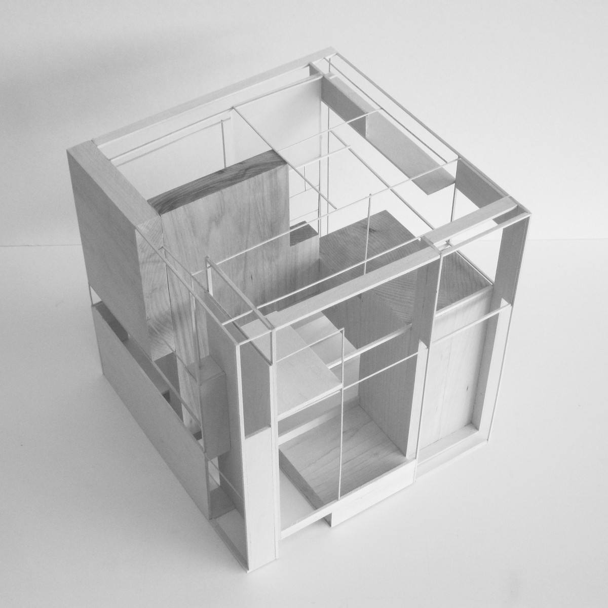 Cube construct final design proposal branko micic for Cube home plans