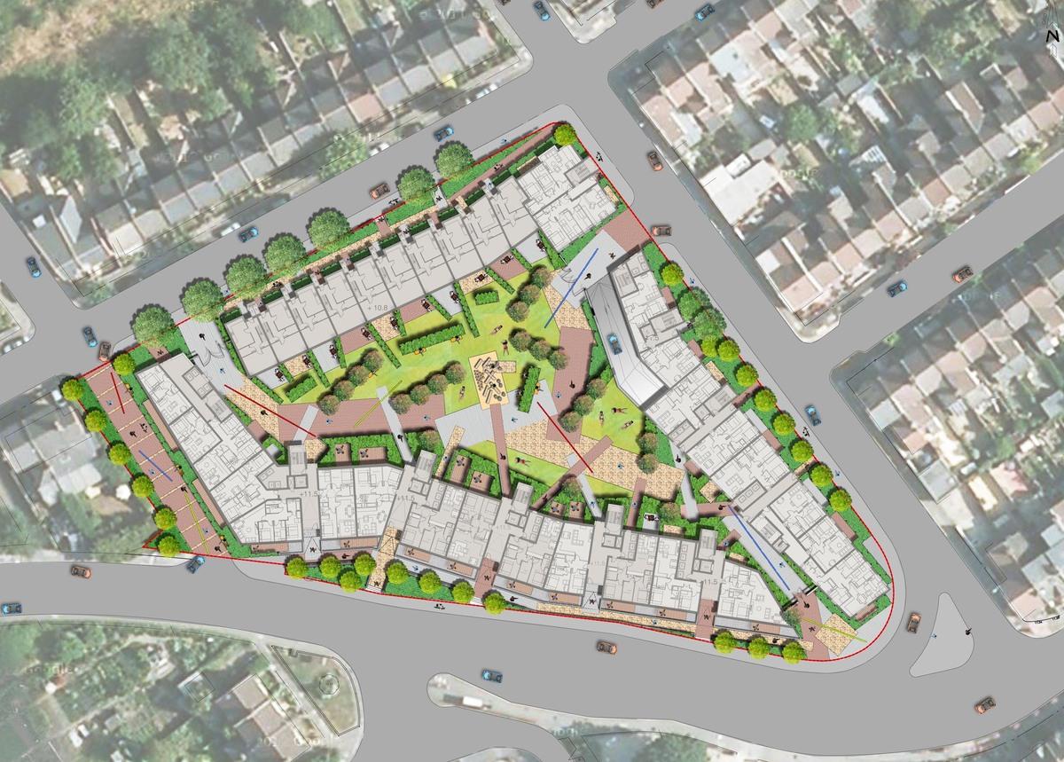 Ruckholt Road Justin Davis Archinect
