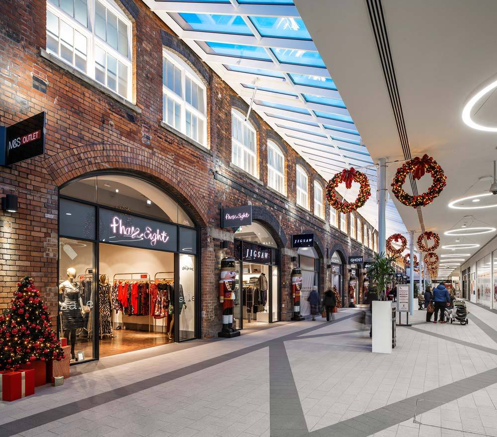 Design Outlet Of Swindon Designer Outlet Pod Architects Archinect