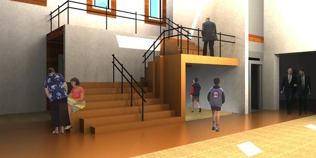 Interior - Entrance Space