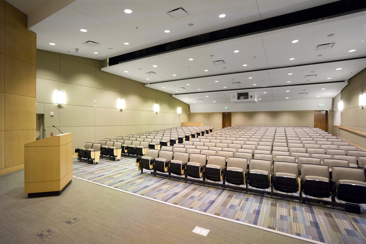 auditorium lecture hall lecture theater design concept