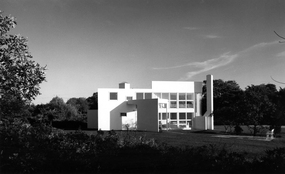 Credit: Ezra Stoller/ESTO via Richard Meier Architects