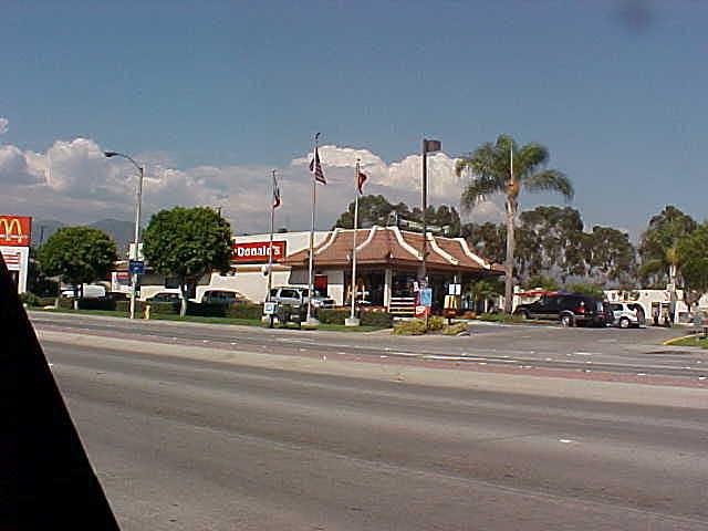Irwindale McDonald's - Before 2007