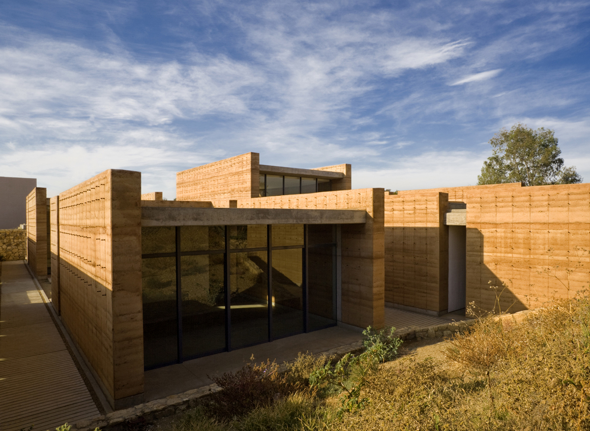 Escuela De Artes Pl Sticas Taller De Arquitectura By