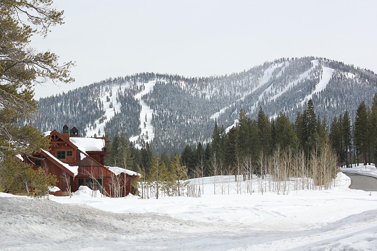 Tahoe home