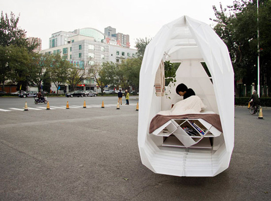 The Tricycle House and Garden by PAO and PIDO