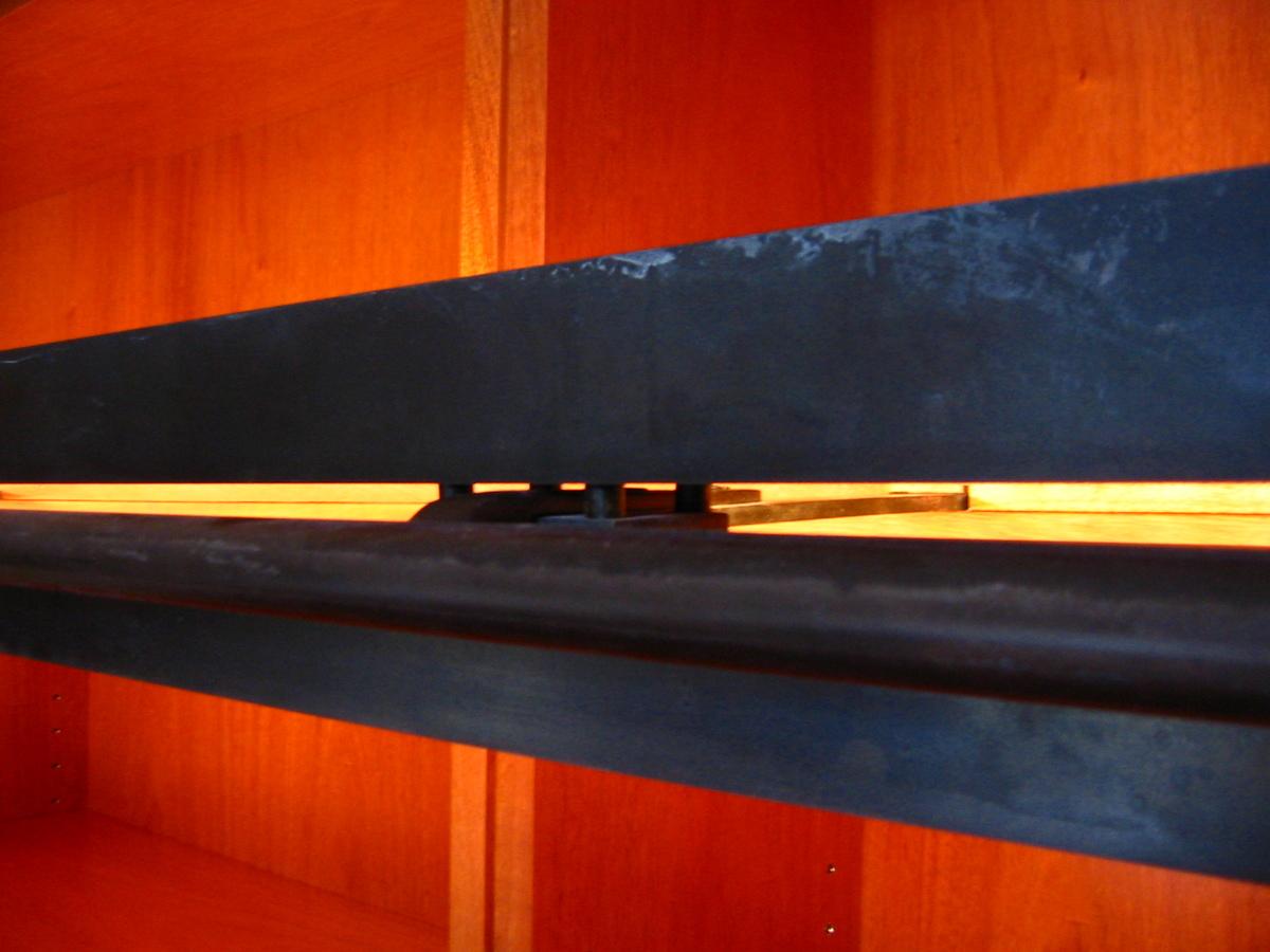 Lighting / Ladder Detail