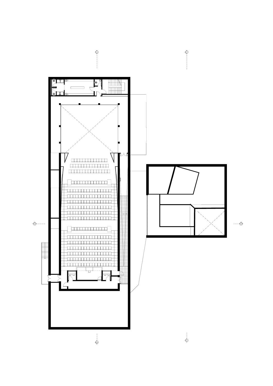 Level 1. Image: Future Architecture Thinking via João Morgado