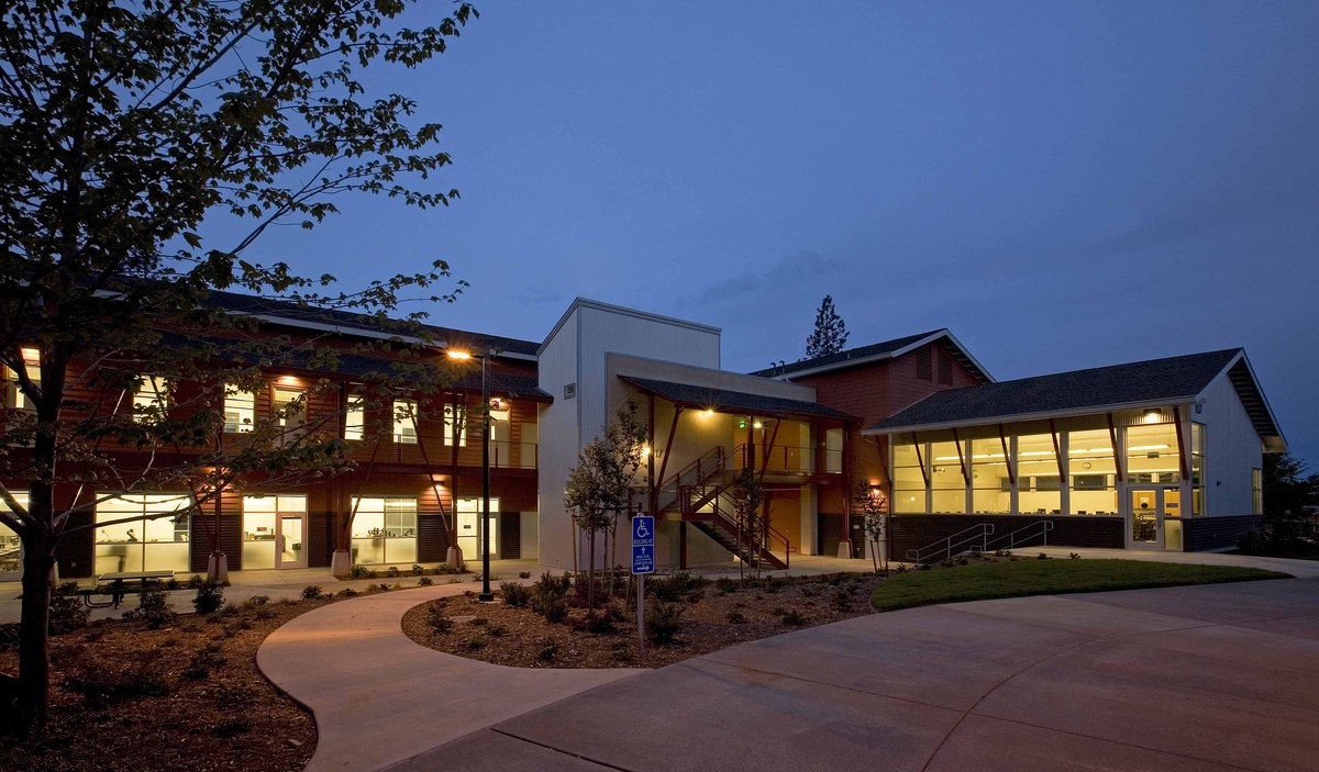 Sierra College Nevada County Campus Renovation And